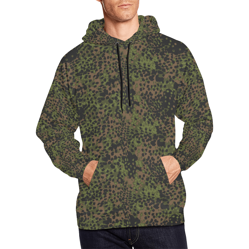 Platanenmuster summer camouflage Hoodie