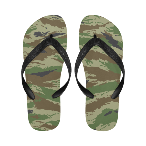 Russian lowland kamysh Flip Flops for Men/Women Free Shipping