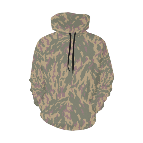 Russian VSR 3TsV Highland Dubok Camouflage Hoodie for Men