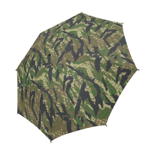 Russian rastr Semi-Automatic Foldable Umbrella (Model U05)
