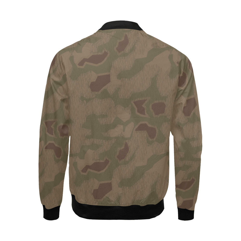 sumpfmuster 43 camouflage Bomber Jacket for Men