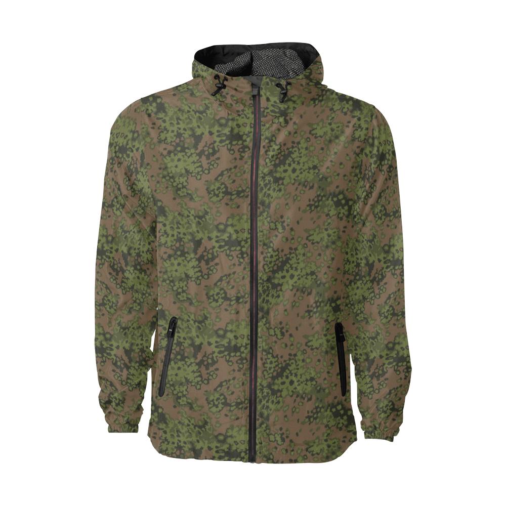 Eichenlaub summer camouflage Windbreaker for Men