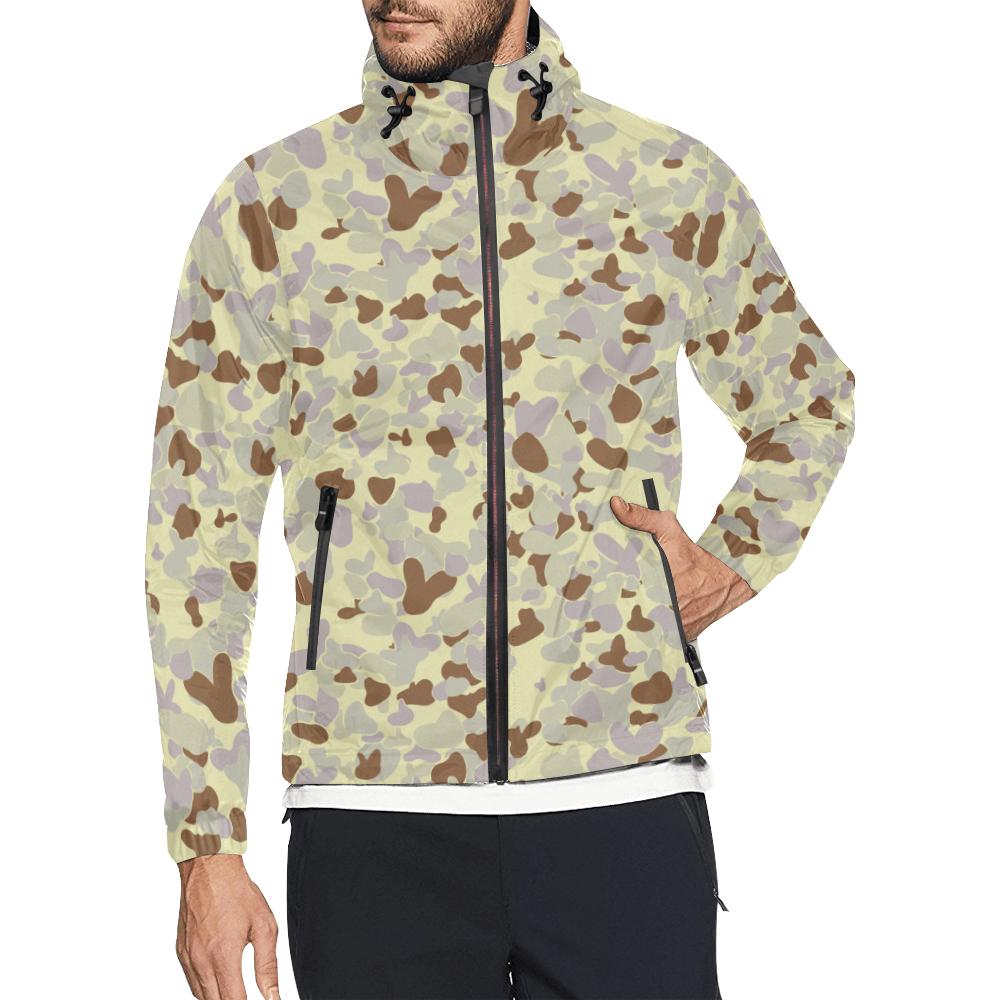 DESERT AUSCAM MKIII camouflage Windbreaker for Men