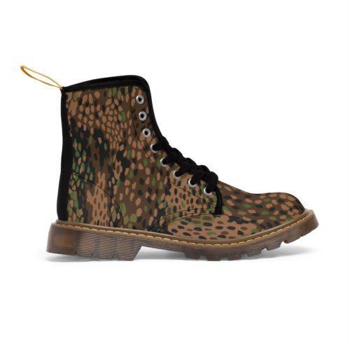 Pea Dot 44 Unique and Original Men's Martin Boots free shipping