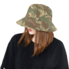 Rhodesian brushstrokes camouflage Bucket Hat