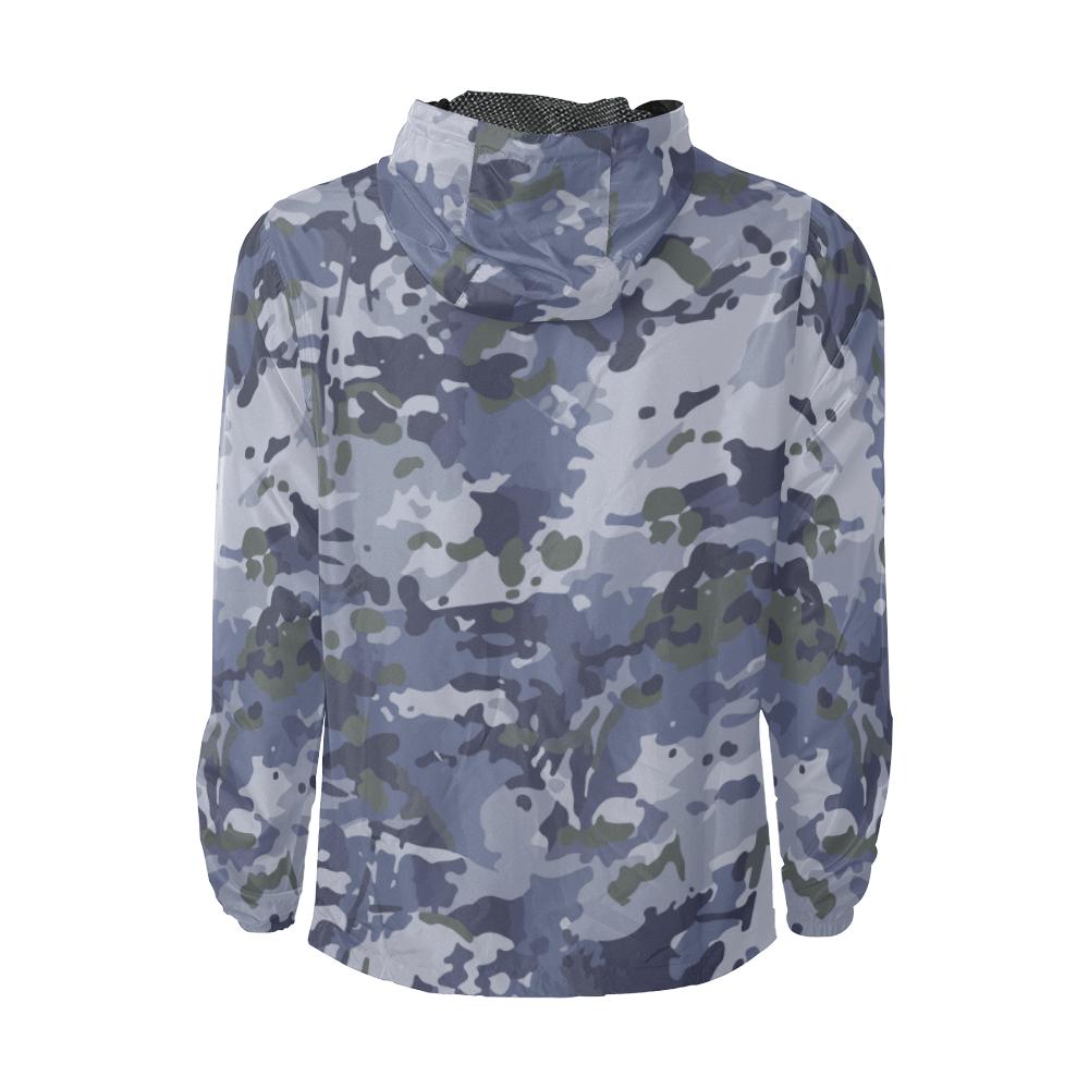 Australian RAAF GPU camouflage Windbreaker for Men
