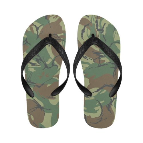 Russian Woodland DPM Flip Flops for Men/Women Free Shipping