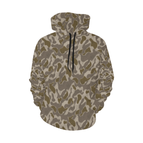Austrian Sumpfmuster late steintarn camouflage Hoodie for Men