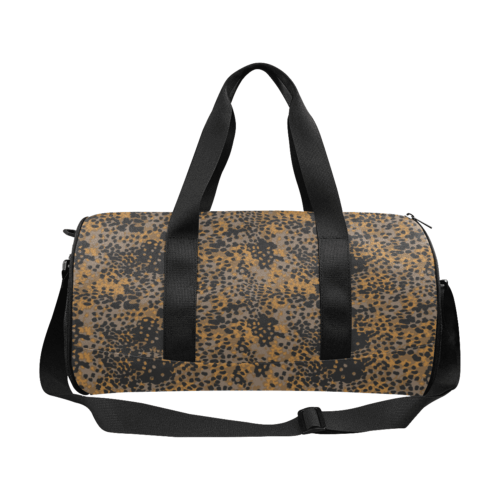 Platanenmuster fall camouflage Duffle Bag