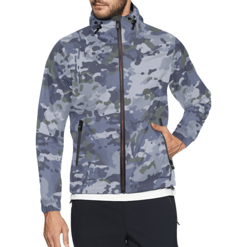 Australian RAAF GPU camouflage Windbreaker for Men