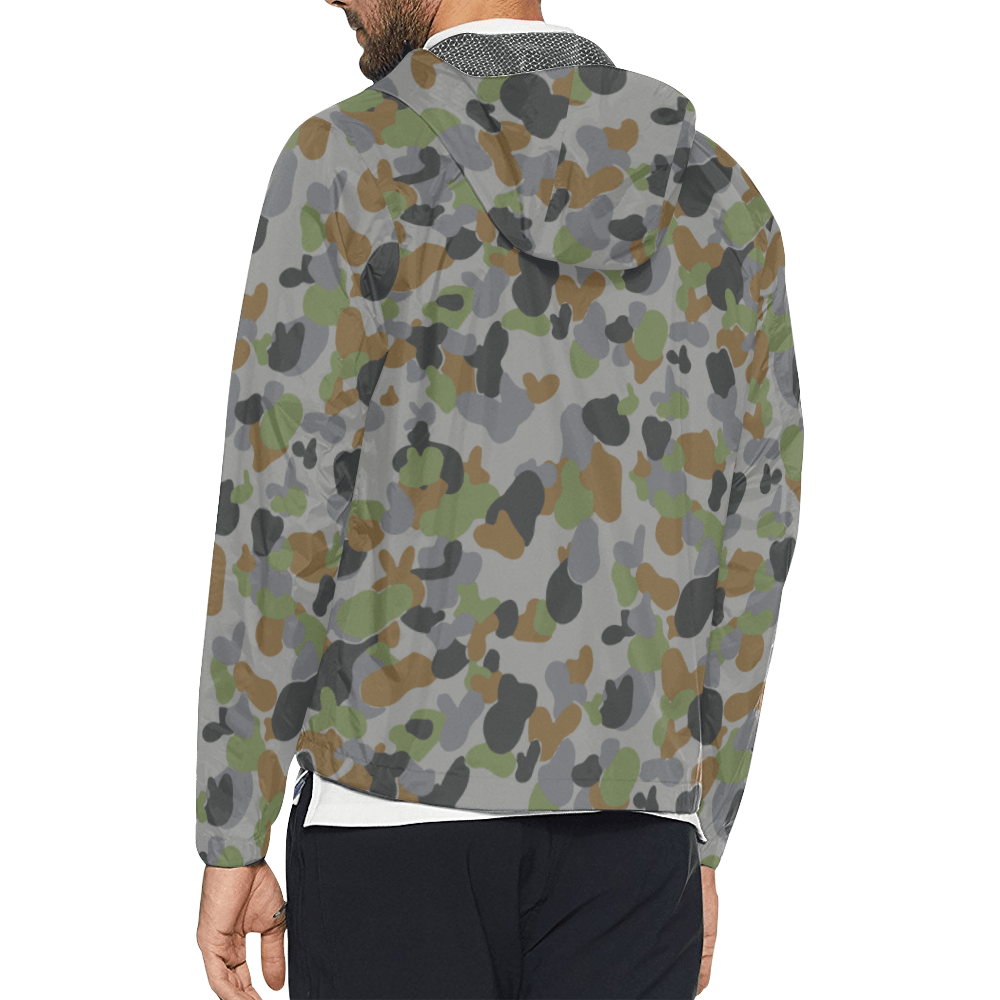 AUSCAM AFDPU camouflage Windbreaker for Men