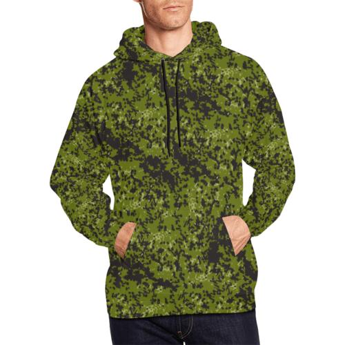 Danish M84 camouflage Hoodie