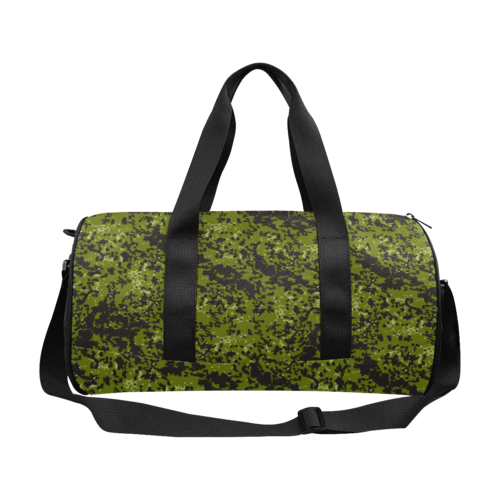 Danish M84 camouflage Duffle Bag