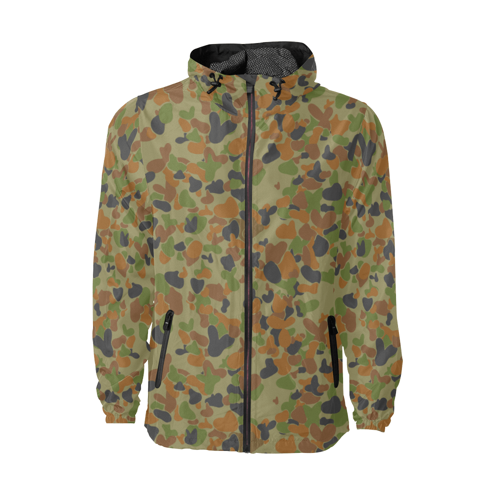 AUSCAM DPCU camouflage Windbreaker for Men