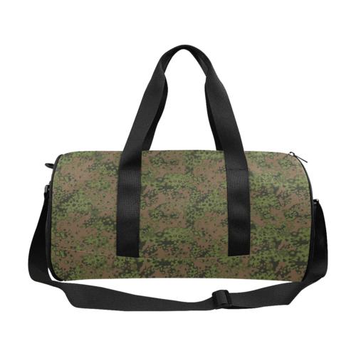 Eichenlaub summer camouflage Duffle Bag