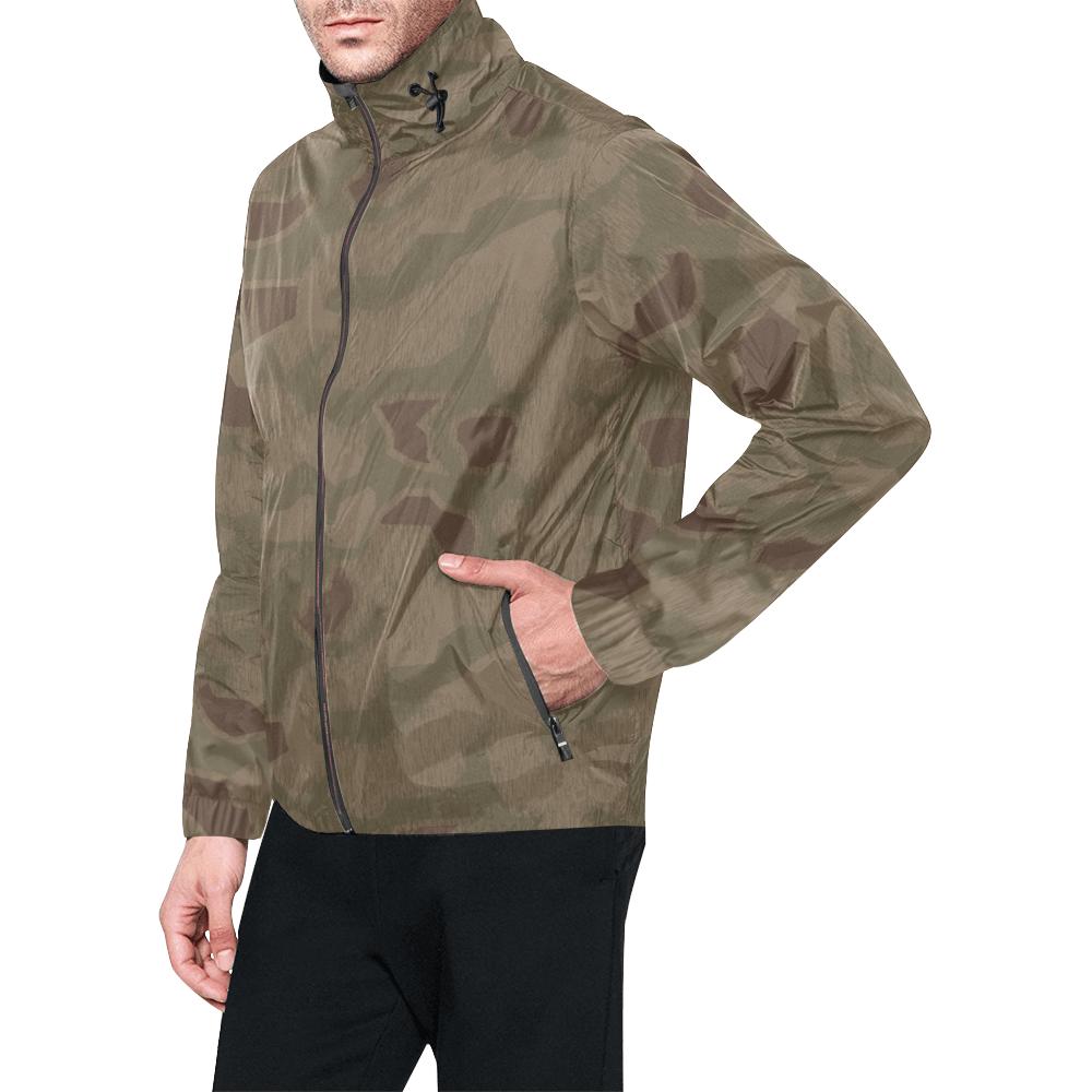 sumpfmuster 43 camouflage Windbreaker for Men