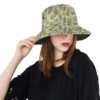 US duck hunter summer camouflage  Bucket Hat