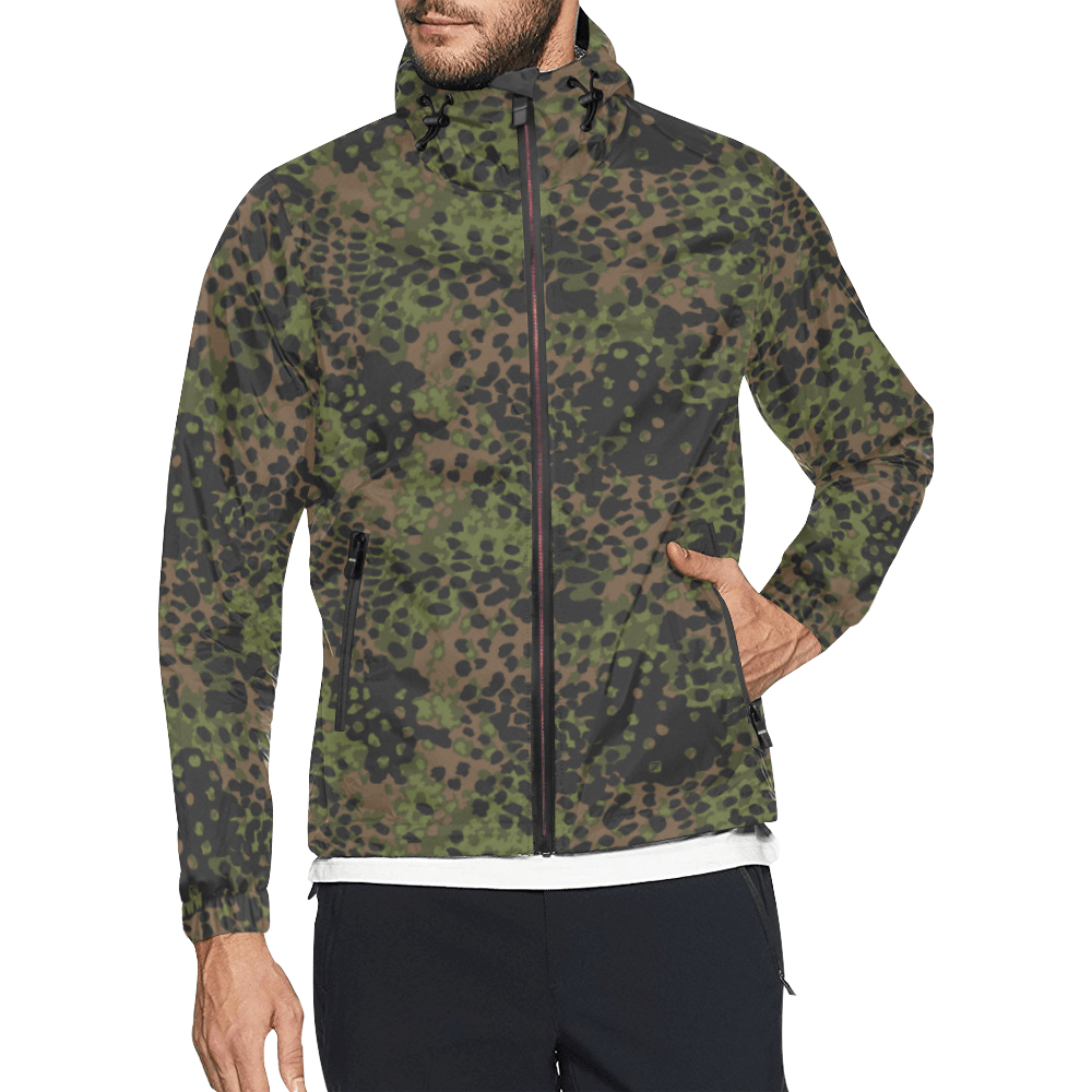 Platanenmuster summer camouflage Windbreaker for Men