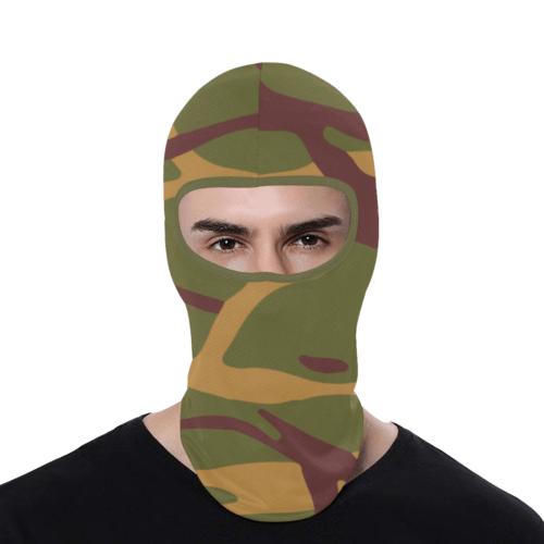 Yugoslav M68 MOL camouflage Balaclava
