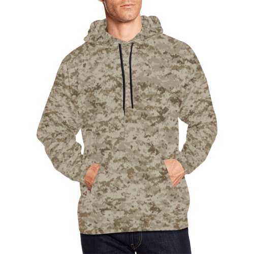US AOR1 camouflage Hoodie