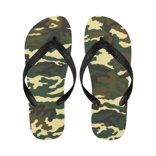 Russian Les lowland Flip Flops for Men/Women Free Shipping