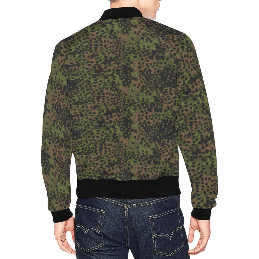 Platanenmuster summer camouflage Bomber Jacket for Men