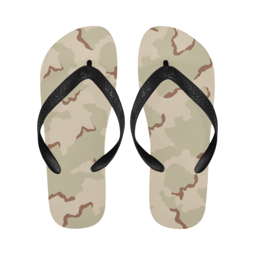 US 3 color desert Camouflage Flip Flops for Men/Women Free Shipping