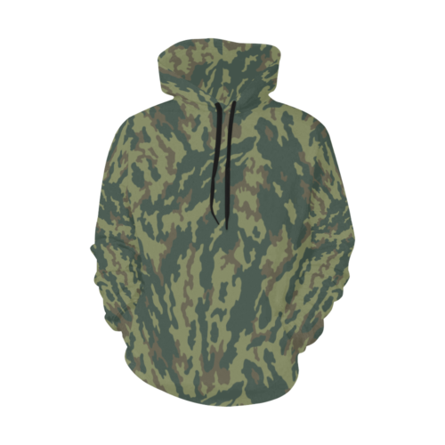 Russian VSR 3TsV Mountain Dubok Camouflage Hoodie for Men