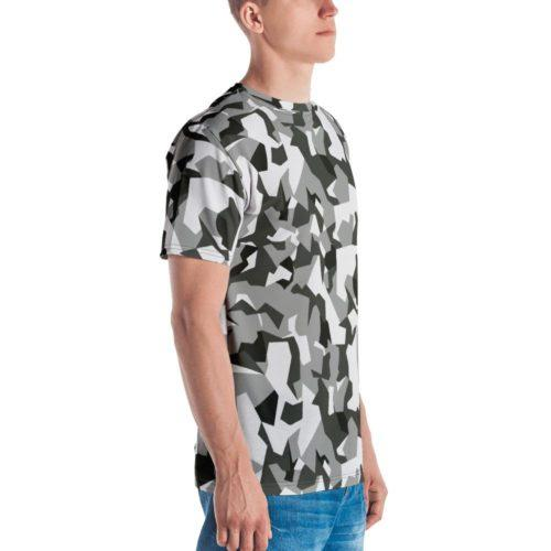 Swedish M90 Urban camouflage Men's T-shirt