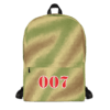 LIMITED EDITION MW's Tiger turret number 007 Normandy 1944 Camouflage Backpack