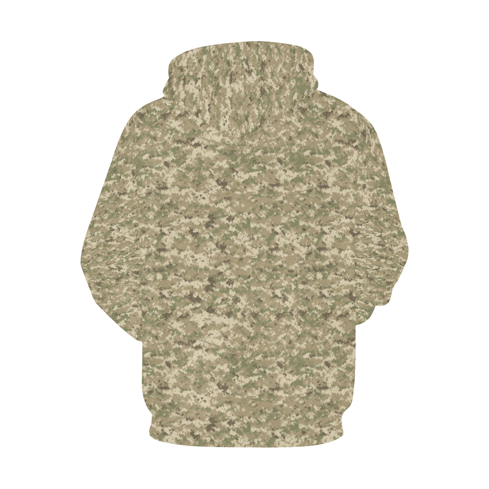 US AOR UNIVERSAL camouflage Hoodie for Men