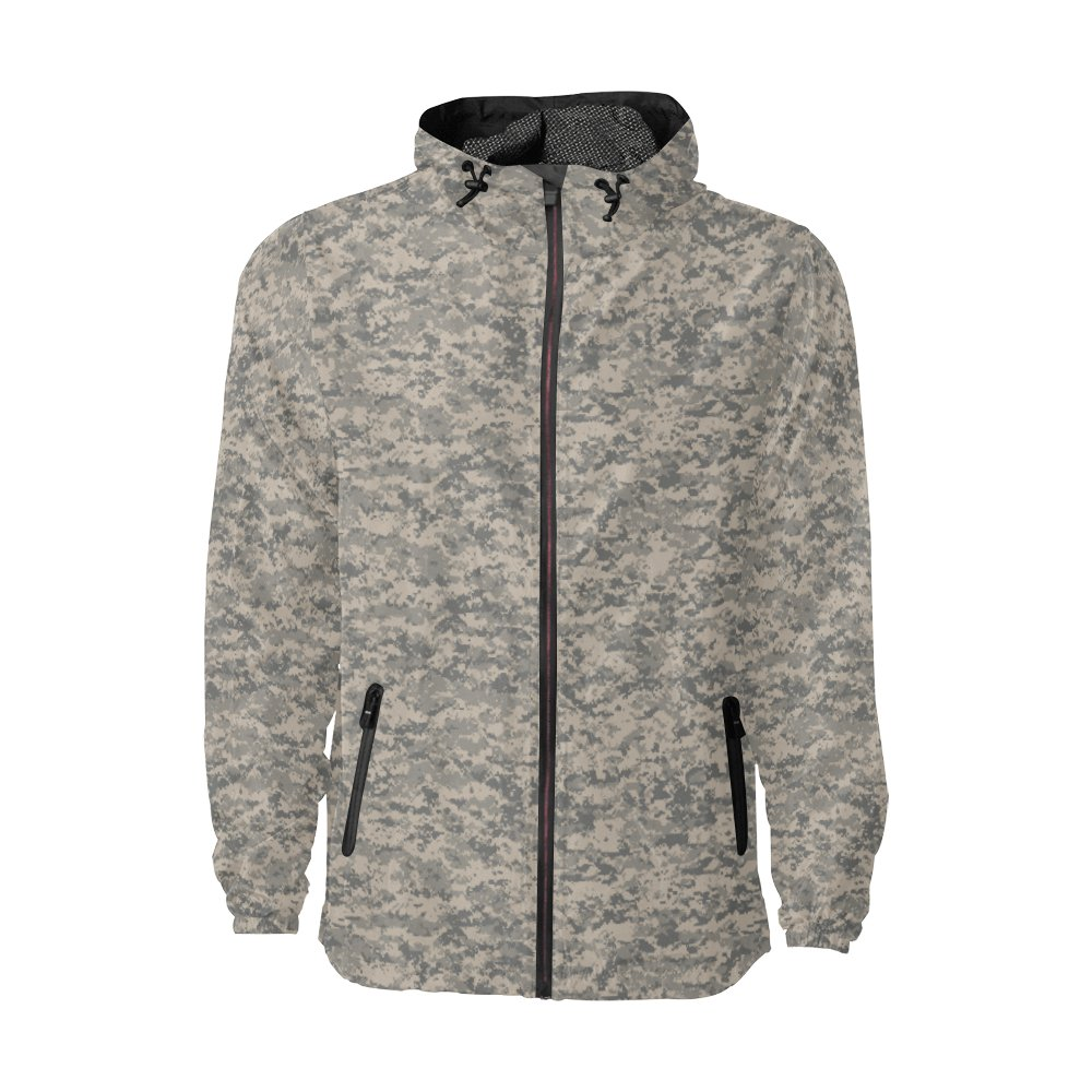 US UCP camouflage Windbreaker for Men