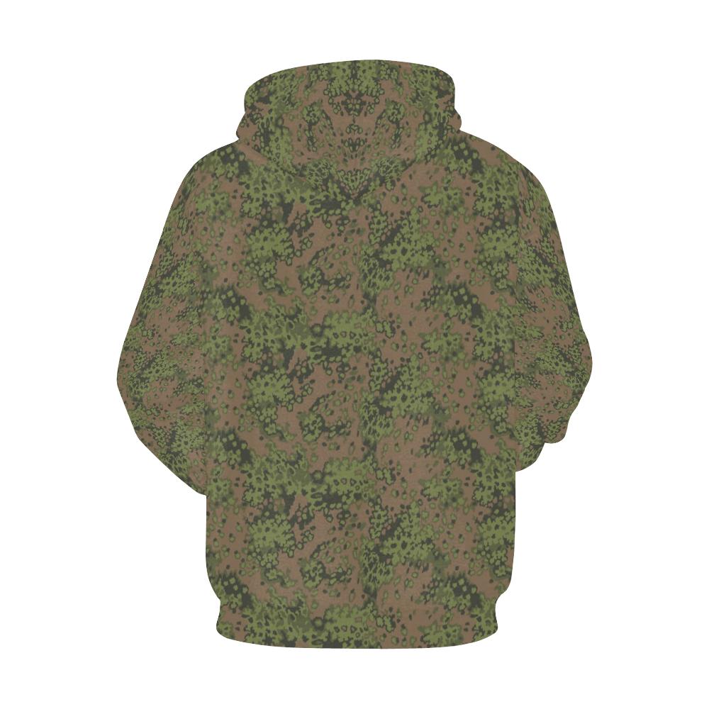 Eichenlaub summer camouflage Hoodie for Men
