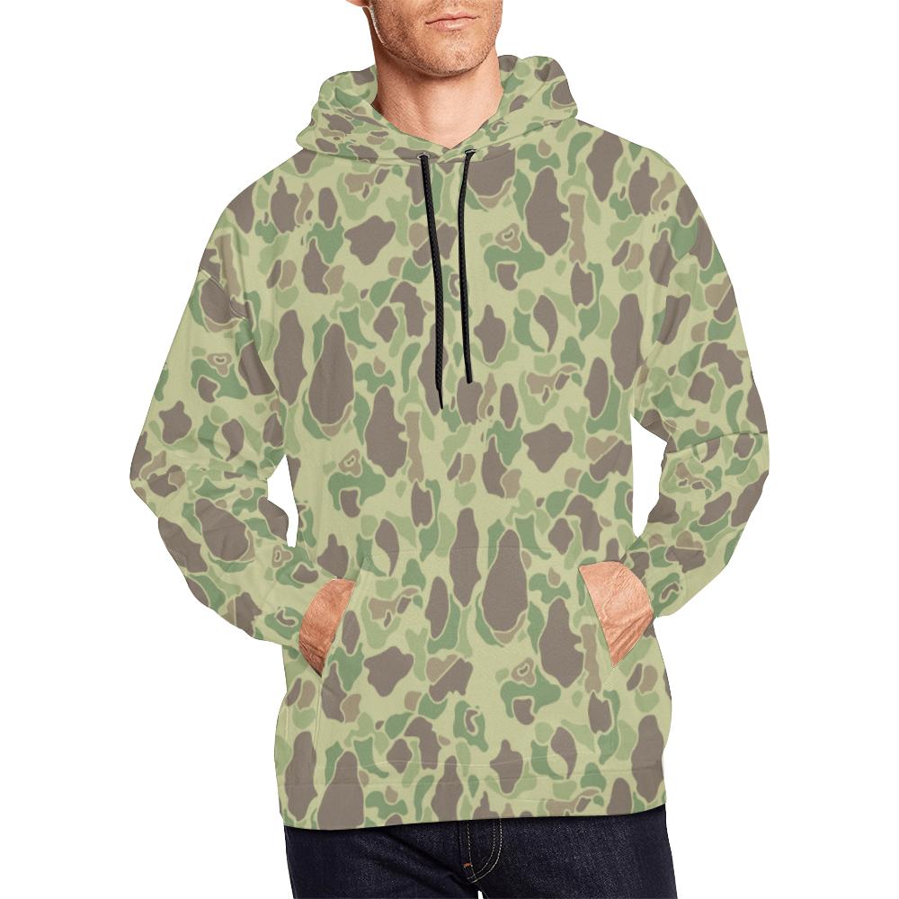 US duckhunter summer camouflage Hoodie