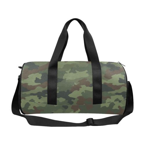 Yugoslav M89 Hrastov List camouflage Duffle Bag (Model 1679)