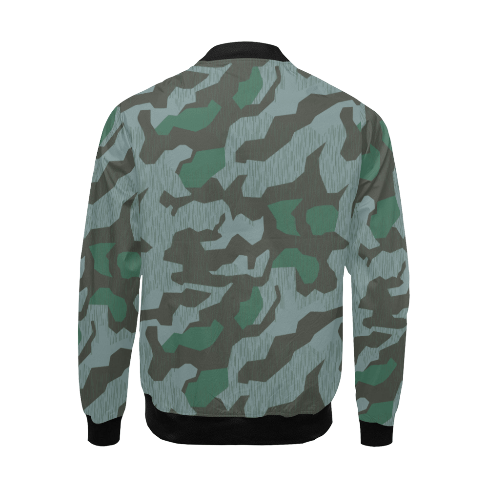 Luftwaffe Splittermuster 41 camouflage Bomber Jacket for Men