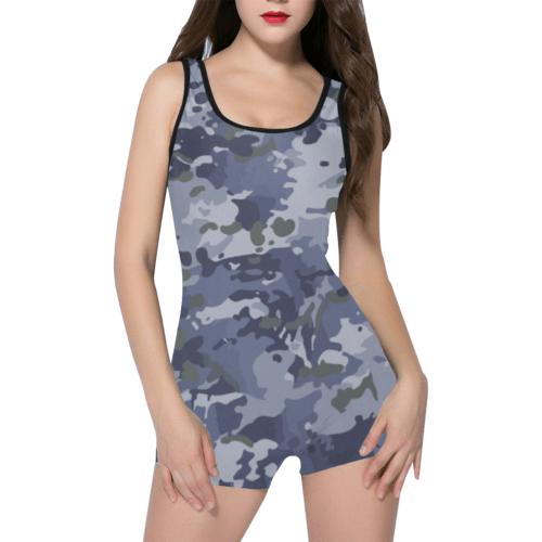 Australian RAAF GPU camouflage Classic One Piece Swimwear