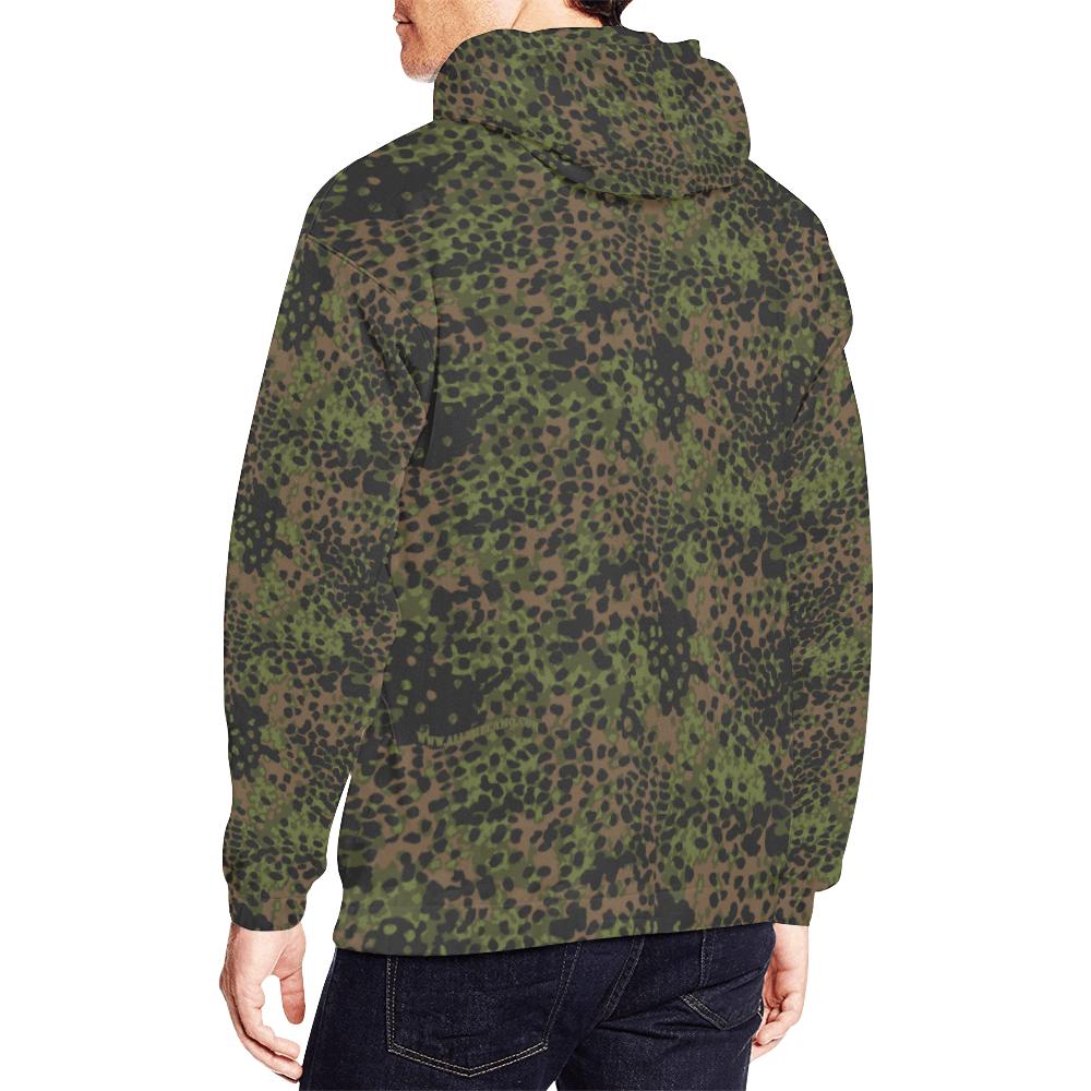 Platanenmuster summer camouflage Hoodie for Men