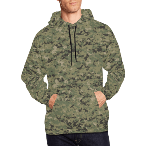 US AOR2 Camouflage Hoodie