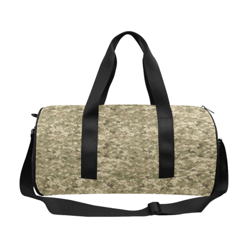 US AOR UNIVERSAL camouflage Duffle Bag (Model 1679)