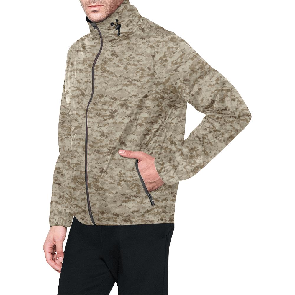 US AOR1 camouflage Windbreaker for Men