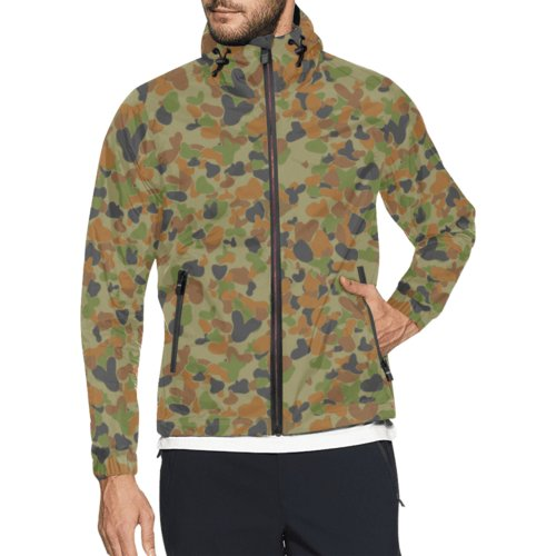 AUSCAM DPCU camouflage Windbreaker for Men