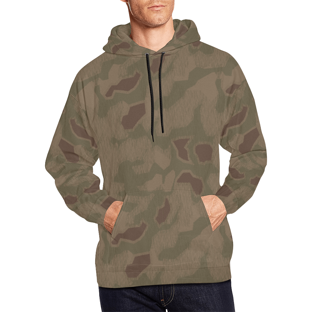 sumpfmuster 43 camouflage Hoodie