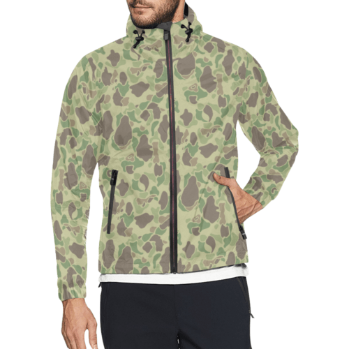 US duck hunter summer camouflage Windbreaker for Men