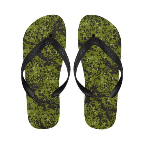 Danish M84 camouflage Flip Flops for Men/Women Free Shipping
