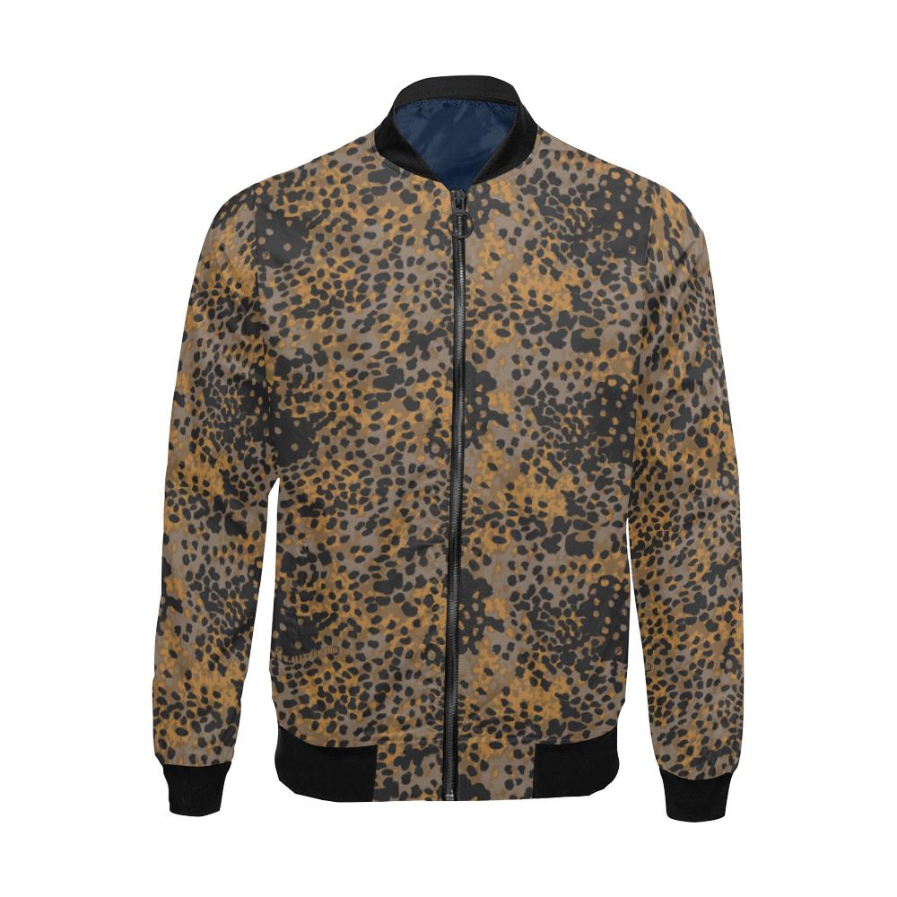 Platanenmuster fall camouflage Bomber Jacket for Men