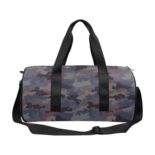 Yugoslav M89 Hrastov List urban camouflage Duffle Bag