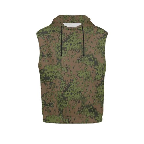 eichenlaub-summer-x4-7500px All Over Print Sleeveless Hoodie for Men (Model H15)