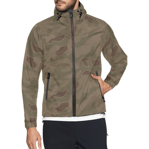 sumpfmuster 43 camouflage Windbreaker for Men