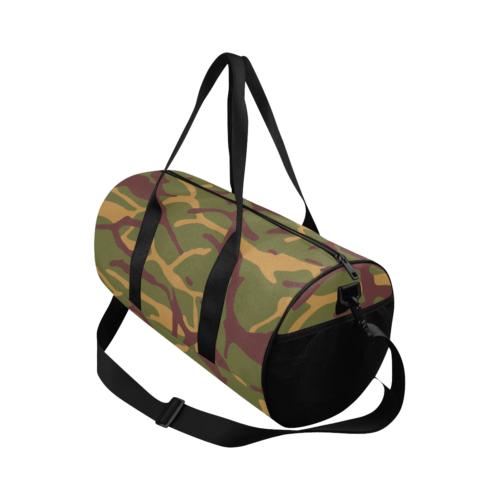 Yugoslav M68 MOL camouflage Duffle Bag